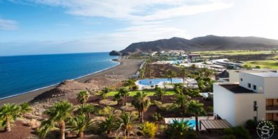 Playitas Resort på östra Fuerteventura