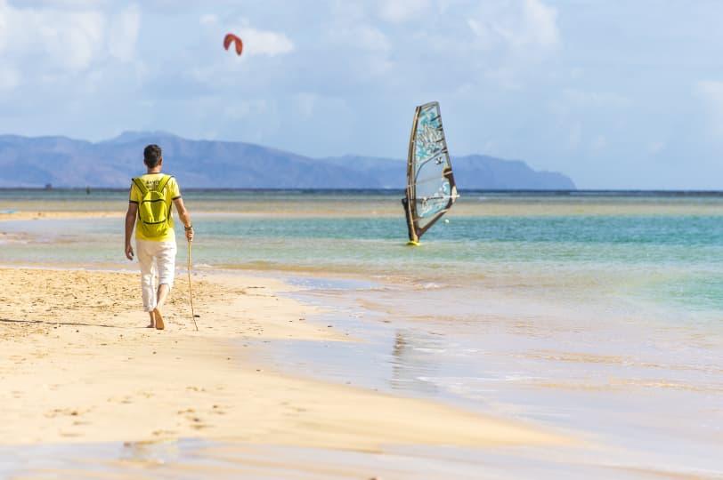 Fritidsresor breddar i vinter programmet på Kanarieöarna